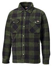 Dickies Herren Holzfällerhemd Portland Flanell Holzfäller Hemd
