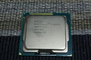 Intel Xeon E3-1245 V2 - 3.4 GHz CPU