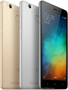 "Xiaomi Redmi 3S Prime Dual Camera 16GB 32GB ROM 5"" Octa-core Android Phone"