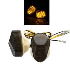 LED Turn Signals Light Fit Kawasaki ZX9R ZX6R ZX7R 1998 1999 2000 2001 2002 2003