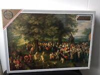 The Wedding Feast - Falcon De luxe Imperial Puzzle 2000 Pieces  New & Seal Rare