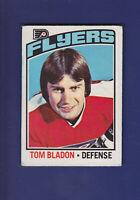 Tom Bladon 1976-77 O-PEE-CHEE OPC Hockey #164 (VG) Philadelphia Flyers