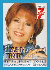 Elizabeth Teissier - # 14524