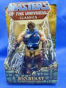 Masters of the Universe Classics MOTUC Rio Blast New in Box