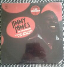 Jimmy James & Vagabonds. You Don't Stand A Chance If You Can't Dance. LP *MINT*