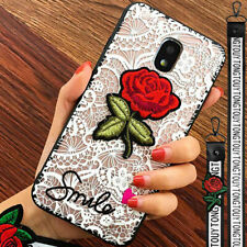 F Samsung Galaxy S20 Note 10 S10 Plus S10e Shockproof Cute Girl Phone Cover Case