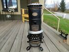 antique 1895 Plume & Atwood BANNER No.3 KEROSENE HEATER in working condition