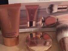 nudebynature Golden Paradise Limited Edition Bronzing Collection Gift Set