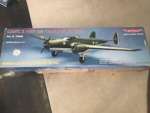 """Aviomodelli - Cant  Z 1007 bis. """"Alcione"""" Bideriva. RC model kit. 228cm Span"""