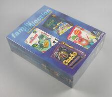 Cluedo Monopoly y trivial = Family Collection (PC, 1999) nuevo Hasbro