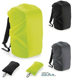 Naranja VORCOOL Cubiertas para Mochila al Aire Libre del Paquete Prenda Impermeable de Lluvia Mochila para 50-80L Backbag