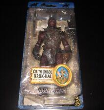 ToyBiz Lord Of The Rings Cirith Ungol Uruk Hai Action Figure - NEW