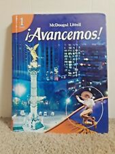 ¡Avancemos!: ¡Avancemos! by Ml (2006, Hardcover, Student Edition of Textbook)