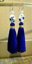 HANDMADE! Tassel Earrings 0011