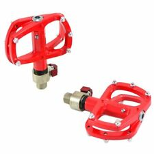 Wellgo QRD-R146 Sealed Bearing Alloy QR Pedal , Red