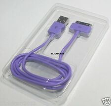 USB Charge Data Sync Cable For Apple iPhone 3/4S iPod Touch 3G/S/4/4S iPad Nano