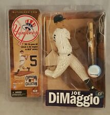 "JOE DiMAGGIO FIGURE ""CF"" #5 (NY YANKEES) McFARLANE MLB COOPERSTOWN COLLECTION"