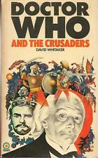 Doctor Who And The Crusaders by David Whitaker (1975~Paperback)