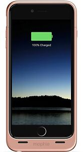 mophie juice pk Protective Case for iPhone 6 Plus /6S Plus 2,600mAh Rose Gold