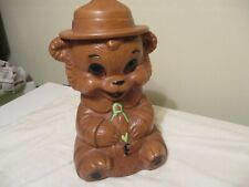 Twin Winton Smokey the Bear Cookie Jar