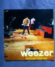 Weezer – Outloud Tour 2001-live Rimac Hall, San Diego, Ca March 18, 2001