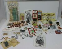 Large Mixed Lot of Vintage Dollhouse Miniatures - Some in Unopened Packages