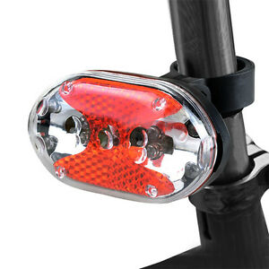 rear 9 led light lights for bike bicycle mountain road lamp tail waterproof red