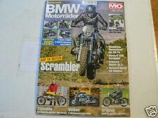 BMW MOTORRÄDER MOTORRAD SONDERHEFT MO NO 49 R6,SCRAMBLER,K100,SCHEIBES,R NINE T,