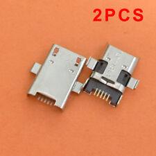 2Pc Asus ZenPad 10 Z300M P00C Tablet Micro USB Charging Port Dock Connector Sync