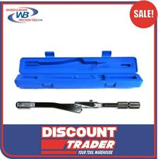 "Warren & Brown Deflecting Beam Torque Wrench 3/8"" Dr. 5-120Nm 4-90ft.lbs. 321500"