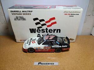 1989-1994 Darrell Waltrip #17 Western Auto Lumina 1:24 NASCAR Team Caliber MIB