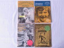 4 DDR Hefte Erziehungsratgeber Elternhaus und Schule kompletter Jahrgang 1974
