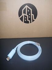USB to Serial RJ-45 Console Cable Converter Cisco Router Switch CCNA CCNP CCIE