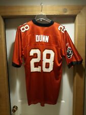 NFL Tampa Bay Buccaneers Warrick Dunn Football Jersey Men's Size Large