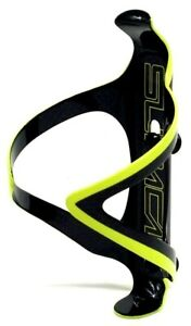 SUPACAZ FLY CARBON Water Bottle Cage Neon Yellow