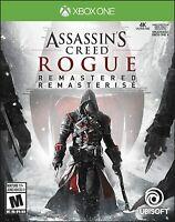 Assassins Creed Rogue Remastered - Xbox One (XB1) - Brand New - Free Shipping!