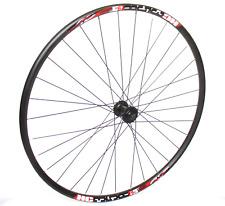"29"" Shimano Deore Jetset HC358 MTB Mountain Bike Front Wheel Center-Lock Disc QR"