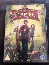 The Spiderwick Chronicles DVD (2008) Freddie Highmore, cert PG - Nickelodeon