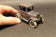 Antique Vintage Style Cast Iron Sedan Toy Car