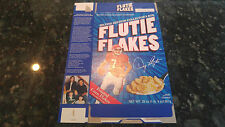 Doug Flutie Flakes Blue Limited Second Edition Flat Box
