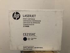 GENUINE HP LASERJET TONER CARTRIDGE CF255XC