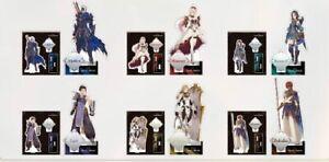 Tales of ARISE Acrylic Stand 6 Set Alphen Shionne Kisara Dohalim Japan Limited