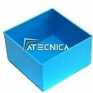 Tub Port Parts 108x108 H63 MM hitachi Container Blue IN Pp