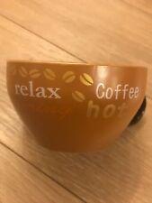 Tasse - Café ou Thé - Bol - Relax - Morning Hot - Cup for Coffee or Tea - Bowl