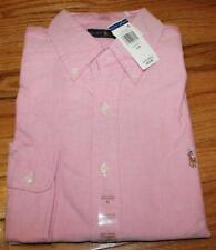 NWT Polo Ralph Lauren Mens Long Sleeve Button Down Oxford Dress Shirt Pony Logo