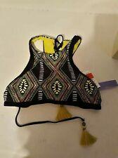 Radio Fiji Womens Swimwear Bikini Top Size Small