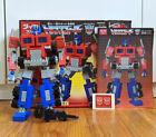 Transformers Japanese DIABLOCK Lego Convoy Optimus Kreo Kawada Rare G1  For Sale