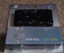 Mayflash Xbox 360 and PC VGA Switch Brand New