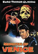 The Monster of Venice or The Embalmer (DVD, 2005) 1965