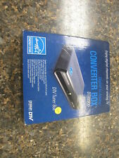 NEW Sealed Digitalstream Digital to Analog Converter Box DTX9900 DTV Tuner Box